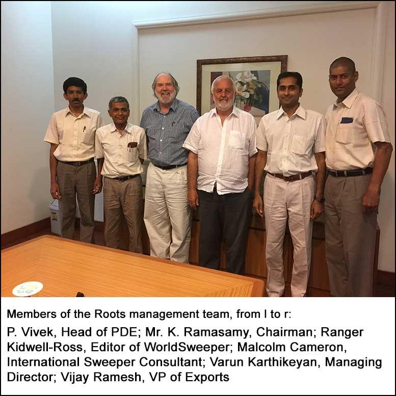 Roots Management Team